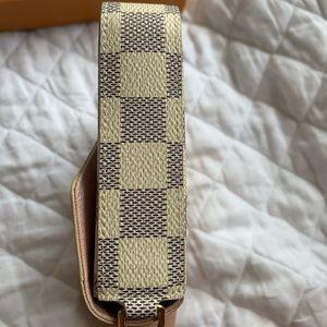 Louis Vuitton Bags - Louis Vuitton- pochette felicie, Damier Azur